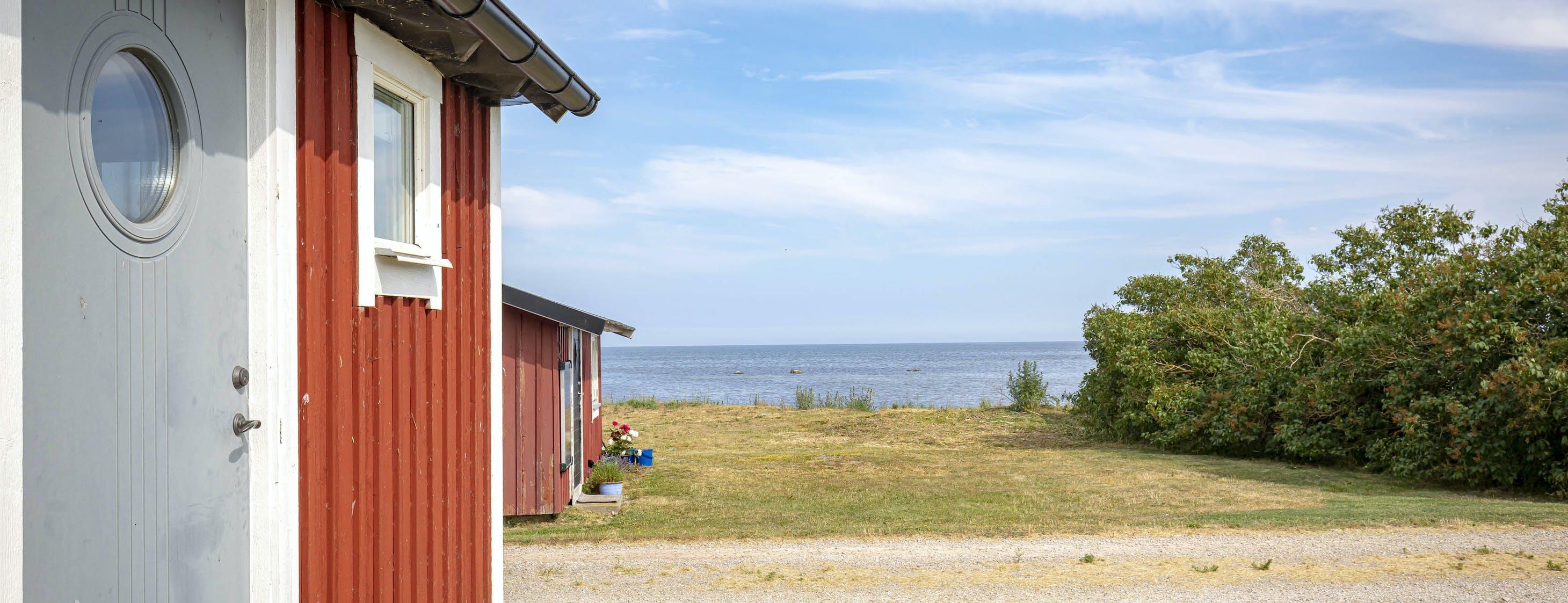 Skärlöv 411 - Sjöbod 23 Skärlövs hamn