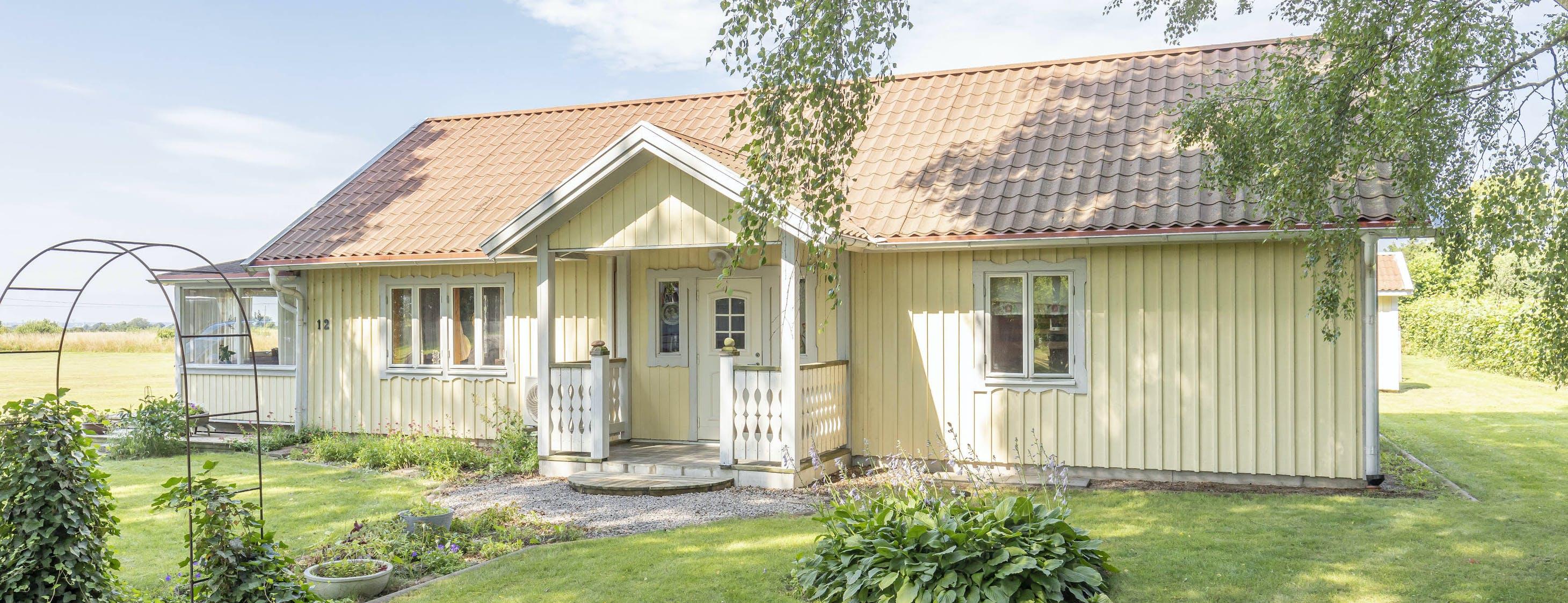 Engströms väg 12 Karlevi